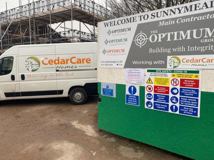 Optimum Group - Sunny Mead Care Home, Bristol